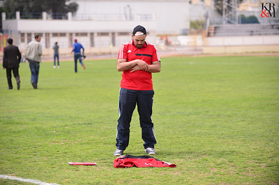 Ahly Libya vs Ahly Egypt - CAF Champions League, Tunis, 21st March 2014. Ahly Libya wins 1-0. Photo © Sohail Nakhooda/KRM. All rights reserved.
