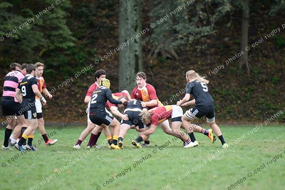 AIC vs Boston College Rugby 10/29/16
