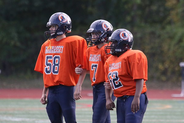 Set 7th Grade Football vs Merrick