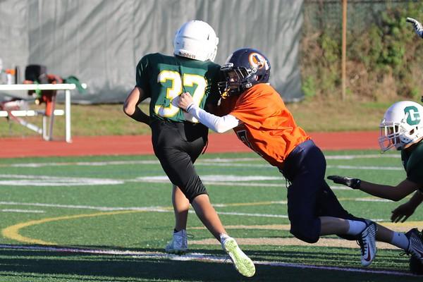 Set vs Grand Ave 7th Grade Football
