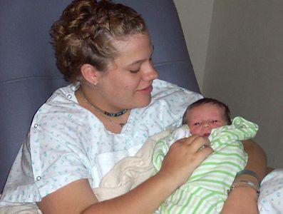 Sara and Baby