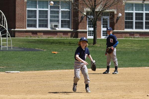 Aidan Tigers Baseball '13