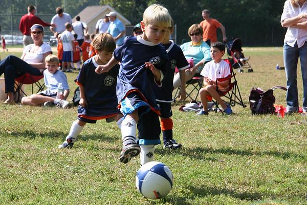 Aidan Soccer 10/4
