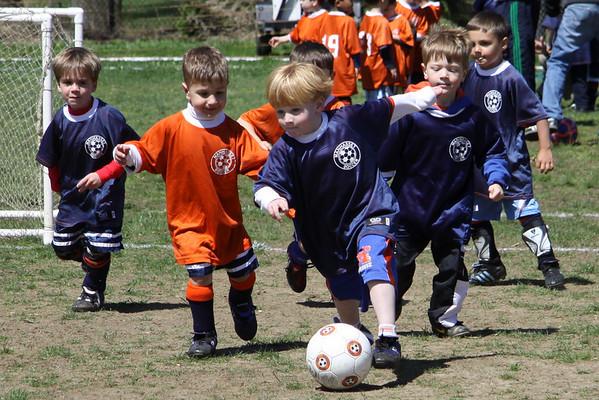 Aidan Soccer 4/10