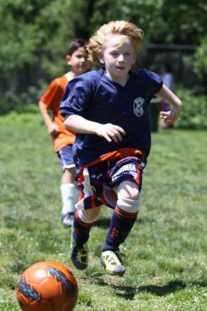 Aidan Soccer 5/12