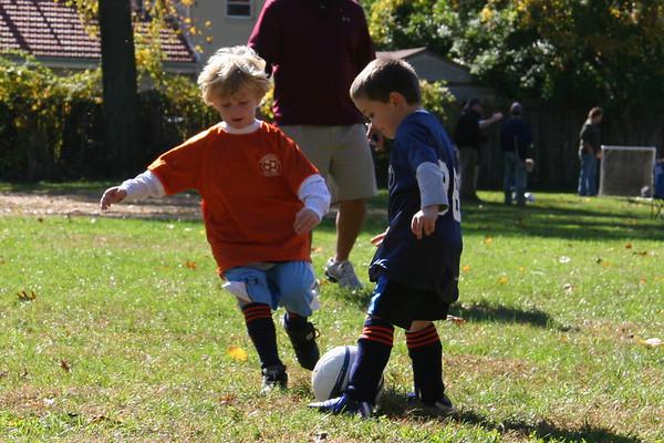 Soccer 10/25