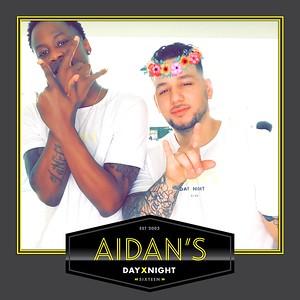 Aidan's DAYxNIGHT Sixteen