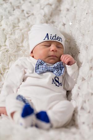 Aiden's Baby Photos