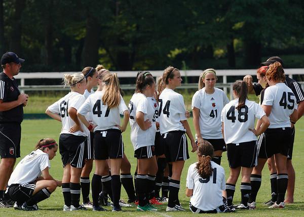 GA-SC Bulls U18 Girls Sunday Games