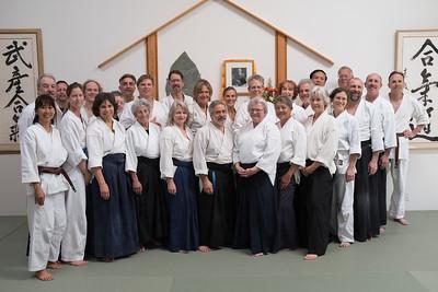 Mary Heiny Seminar at Kuma Kai Aikido