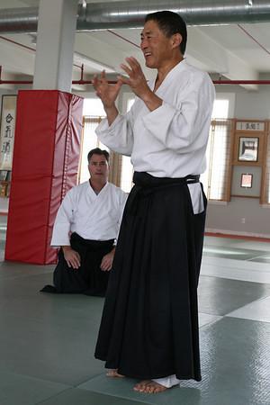 2007 Black Belt Tests at ASJ