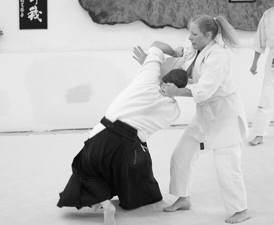 Capital Aikikai Testing - October 23, 2010