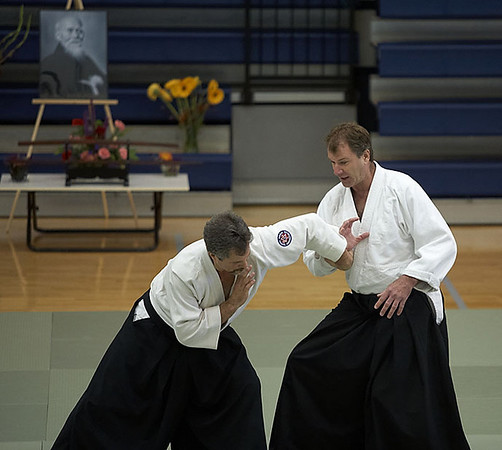 Capital Aikikai 35th Anniversary Seminar - September 2008
