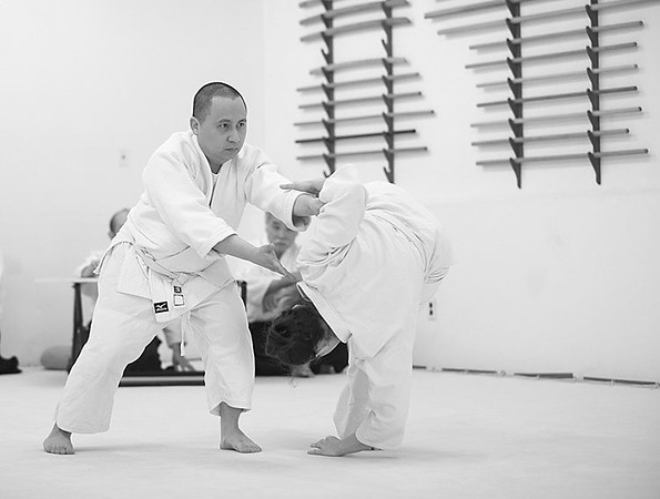 Capital Aikikai Testing - March 21, 2009