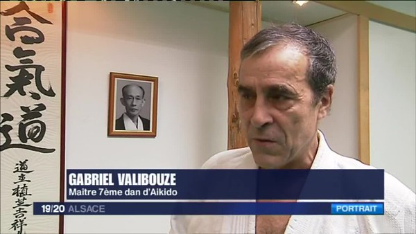 Gabriel Valibouze Shihan 7e Dan