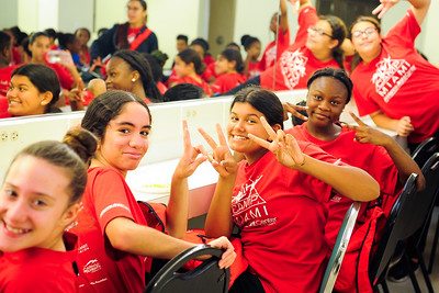 Ailey Campers at Arsht Miami