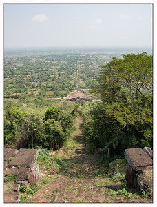 Panorama depuis Phnom Chisor