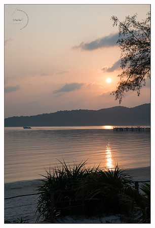 Saracen Bay au petit matin