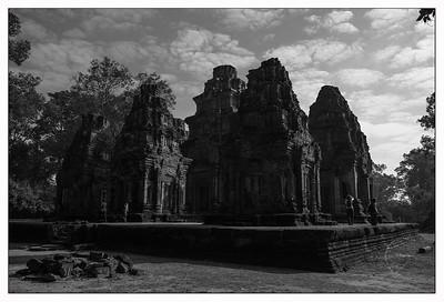 Preah Ko - groupe Roluos
