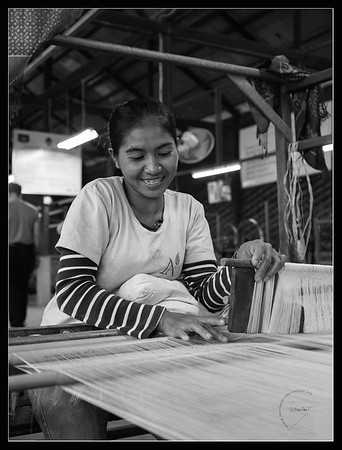 Artisans de la soie