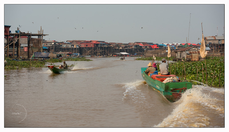 Kompong Khleang et Tonlé Sap