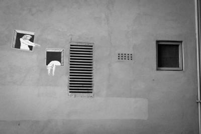 Scènes de mur #01