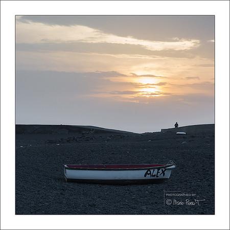 Stromboli, plage de Ficogrande