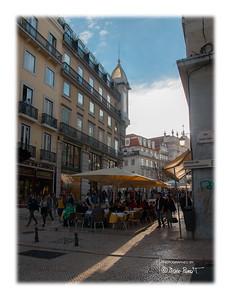 Chiado - Praça Luis de Camoes