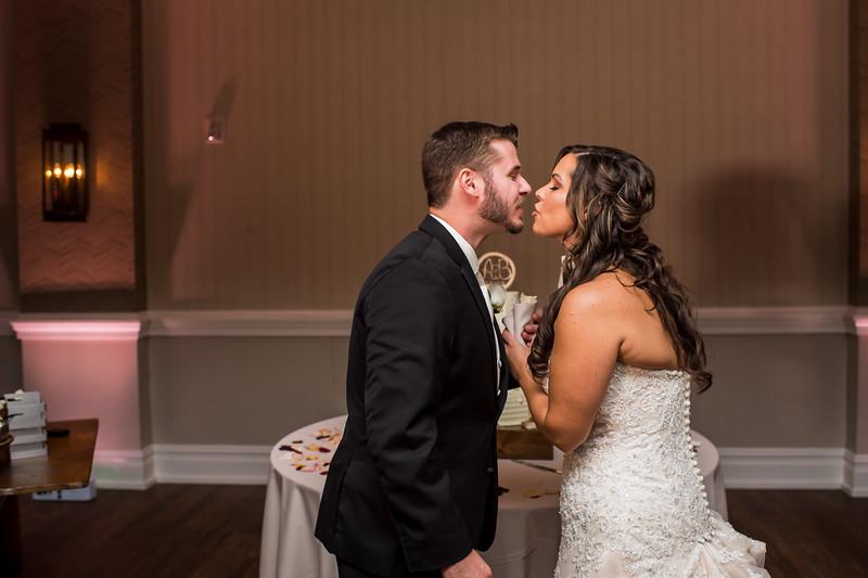Aimee and Ben Wedding 1079