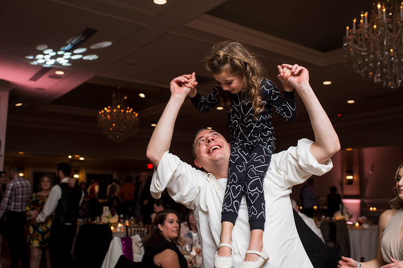 Aimee and Ben Wedding 1089