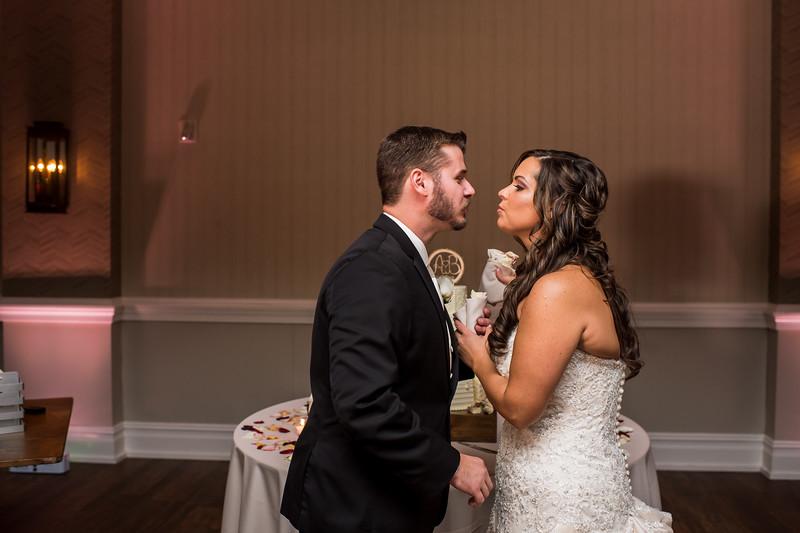 Aimee and Ben Wedding 1078