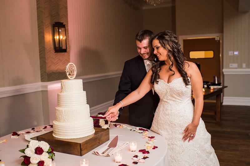 Aimee and Ben Wedding 1074