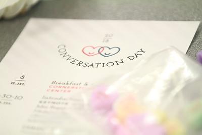 Conversation Day 2018