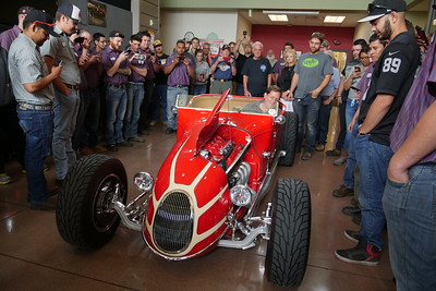 Track Master Roadster Open House