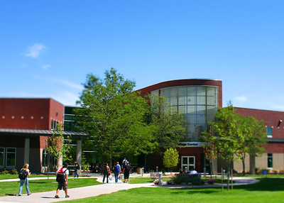 Greeley Campus Outside