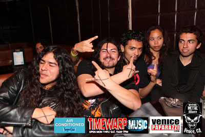 For booking and information. Westside Metal Alliance. http://www.westsidemetal.com  Air Conditioned Supper Club. 625 Lincoln Blvd. Venice, Ca 90291http://www.airconditionedbar.com. Photo by Venice Paparazzi. http://www.venicepaparazzi.com