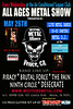 """Stay tuned for the big outdoor WSMA metal festival on the Venice Beach Boardwalk on October 30th & 31st. For booking and information. <a href=""""http://www.westsidemetal.com"""">http://www.westsidemetal.com</a>.  Photos by Venice Paparazzi.   <a href=""""http://www.venicepaparazzi.com"""">http://www.venicepaparazzi.com</a>"""