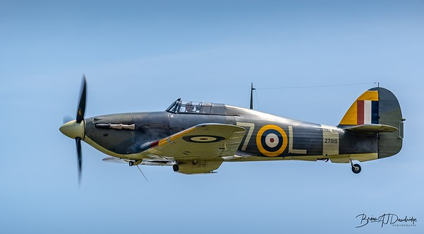 HAWKER SEA HURRICANE 1B