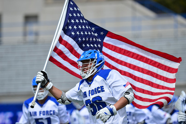 Air Force Academy Lacrosse 2016
