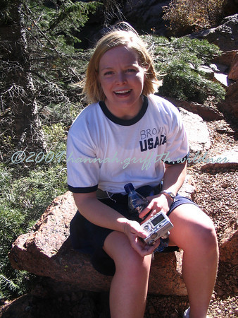in memory of Lindsay Brown