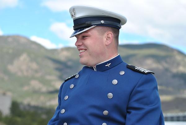 Air Force Graduation 2017
