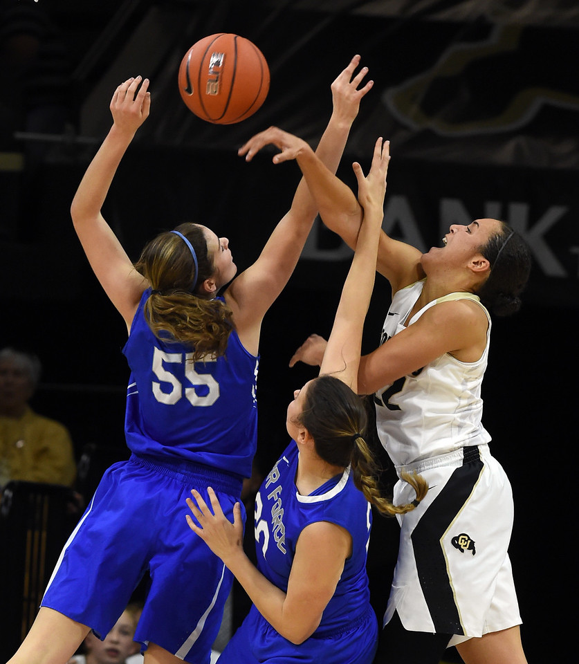 Colorado Air Force NCAA Women's Basketball