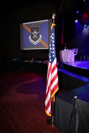Air Force reunion of Vietnam Security Police at Las Vegas 2015