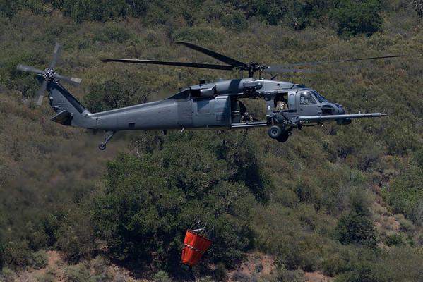 Air National Guard / Cal Fire