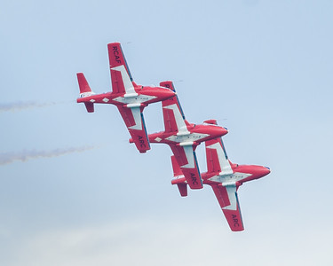 Canadian Forces Snowbirds – CT-114 Tutor