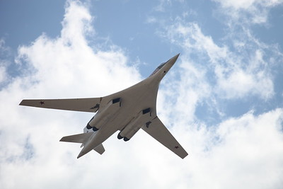 """Tu-160 """"Aleksander Golovanov"""" (Russia)"""