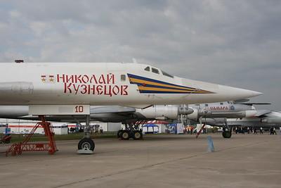 "Tu-160 ""Nikolay Kuznetsov"" (Russia)"