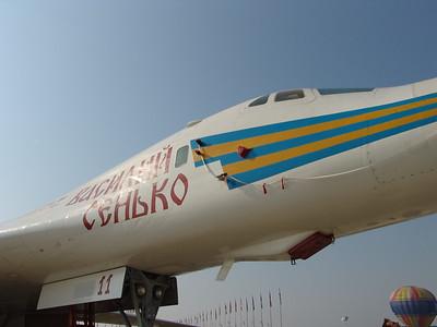 """Tu-160 """"Vasily Senko"""" (Russia)"""