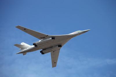 """Tu-160 """"Vladimir Sudets"""" (Russia)"""