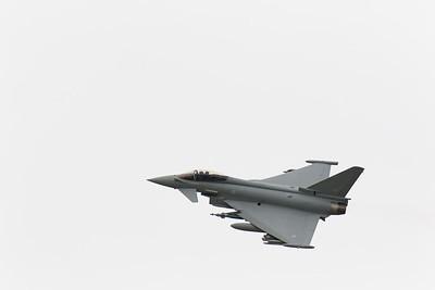 Typhoon Development Aircraft (BAE)